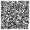 QR code with H & K Machine Inc contacts