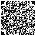 QR code with B & R Enterprise contacts