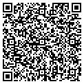 QR code with A & S Decorators contacts