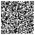 QR code with P L Aluminum Railing contacts
