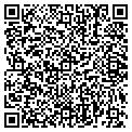 QR code with B Sue Foreman contacts
