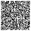 QR code with P J's Auto Service LLC contacts