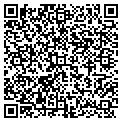 QR code with J F K Brothers Inc contacts