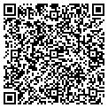 QR code with Pjs Vending contacts