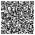 QR code with A & W Pawn & Estate Jewelry contacts