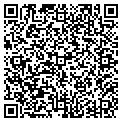 QR code with B & R Pest Control contacts