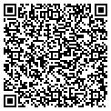 QR code with J & J Bus Investments & Mrtg contacts