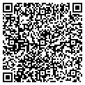 QR code with Poole's Motel contacts