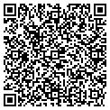 QR code with K & G Convenience contacts