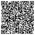 QR code with H H Corp of Arkansas contacts