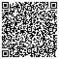 QR code with J & W Machine Products Inc contacts