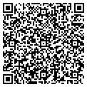 QR code with Ernie's Signs contacts