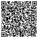 QR code with R & M Lawn Service contacts