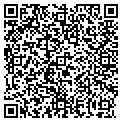 QR code with R & H Pool II Inc contacts