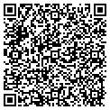 QR code with F & F Contracting Co Inc contacts