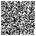 QR code with M & S Windows Inc contacts
