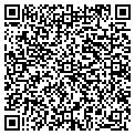 QR code with D & H Motors Inc contacts