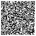 QR code with All States Gemini Travel contacts