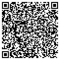 QR code with R & S Custom Cabinets contacts