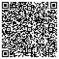 QR code with B & B Lawn Service contacts