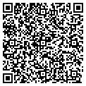 QR code with C & L Car Care contacts