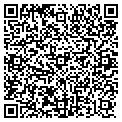 QR code with H & H Welding Service contacts