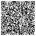 QR code with J & B Moulding Inc contacts