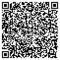 QR code with D & B Rv Lawn Care Services contacts