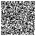 QR code with J & S Support Coordination contacts