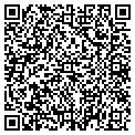 QR code with G & O Auto Sales contacts