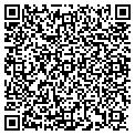 QR code with K & H T Shirt Express contacts