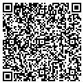 QR code with A M & PM Inc contacts