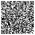 QR code with Gingham Goose contacts
