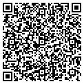 QR code with S & T Goodies contacts