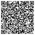 QR code with R & J Reconstruction & Rmdlg contacts