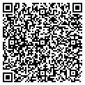 QR code with F & H Contractors Inc contacts