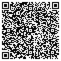 QR code with R L Caudill Co Inc contacts