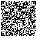 QR code with M & M Kritter Korner contacts