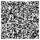 QR code with B & B International Enterprise contacts