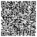 QR code with A J's Hair Design contacts