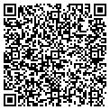 QR code with James R Eckart MD contacts