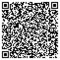 QR code with C & J Productions Dance Attack contacts