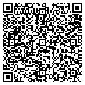 QR code with L & M Barber Shop contacts