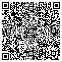 QR code with M & C Food Store contacts