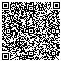 QR code with M F Block Insurance Inc contacts