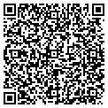 QR code with A & S Pizza Stop Inc contacts