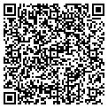 QR code with D & D Furniture contacts
