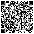 QR code with M & M Interiors contacts
