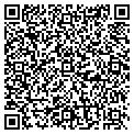 QR code with H & L Fashion contacts