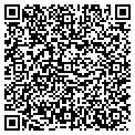 QR code with L H K Consulting Inc contacts
